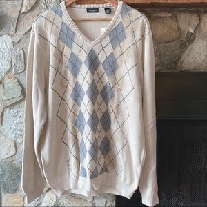 🆕 Van Heusen Raffia Marl Cream/Oat Sweater